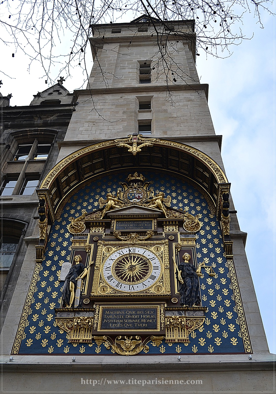 Tour de l Horloge paris