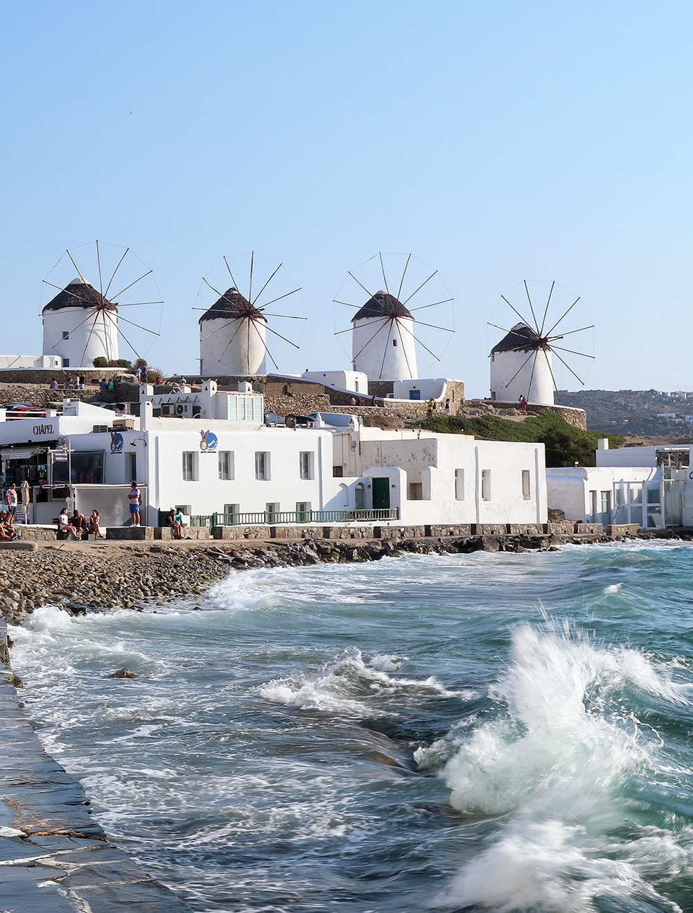moulin mykonos